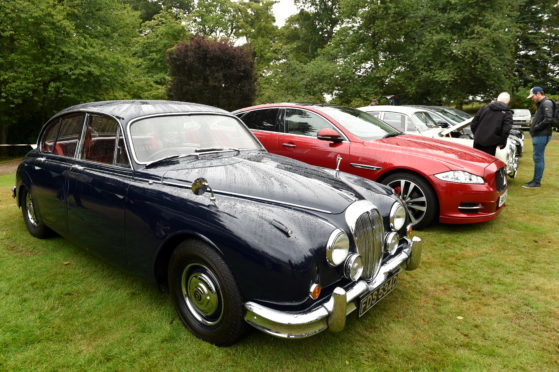 Iconic British Cars Roar In For Northeast Rally Press And Journal - British car show