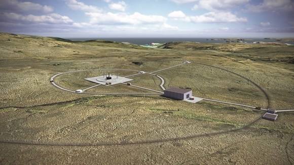 Impression of Sutherland spaceport