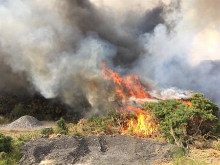 Picture credit: Scottish Fire and Rescue Service.