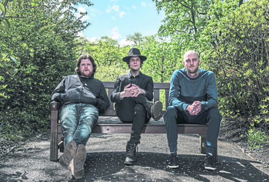 Bass guitarist Barry, frontman Jon and drummer Mince Fratelli are touring the UK and US