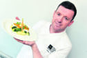 Wayne Stewart, chef-owner of The New Knowes Hotel
