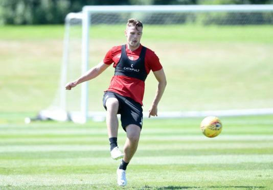Aberdeen defender Mikey Devlin