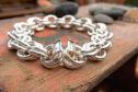 Jeweller Zoe Davidsons pictish chain.