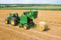 Farmers have been warned of tax bills when selling machinery.