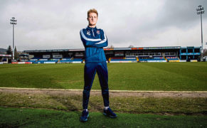Ross County winger Keillor-Dunn ready to seize his chance at starting spot