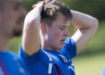 Angus Beith has battled a hip problem since joining Caley Thistle from Hearts in the summer.