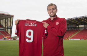 Aberdeen's new signing James Wilson faces make-or-break season after loan move from Manchester United
