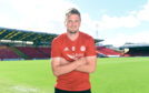 Stephen Gleeson is keen to bag an early-season trophy with Aberdeen.