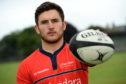 Aberdeen Grammar club captain Doug Russell.