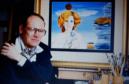 Late Ross-shire artist Bill MacKenzie