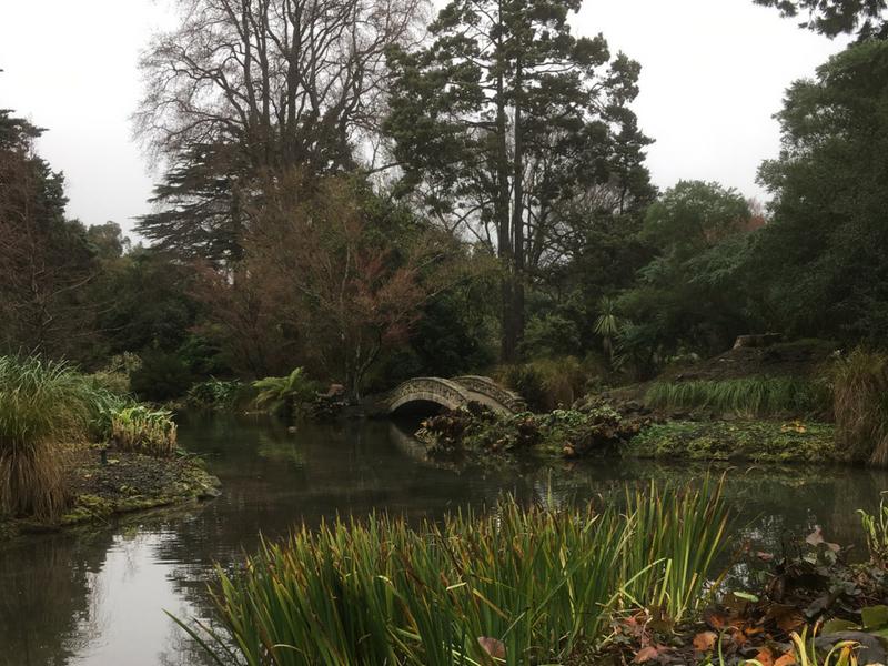 New Zealand - Christchurch Botanic Gardens