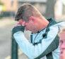 Shaun Grant leaves Elgin Sheriff Court