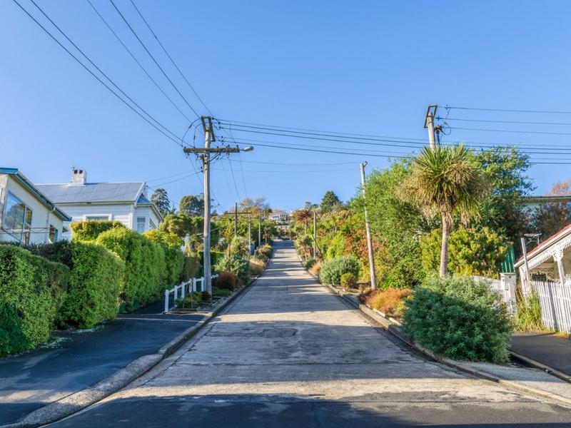 New Zealand - Baldwin Street