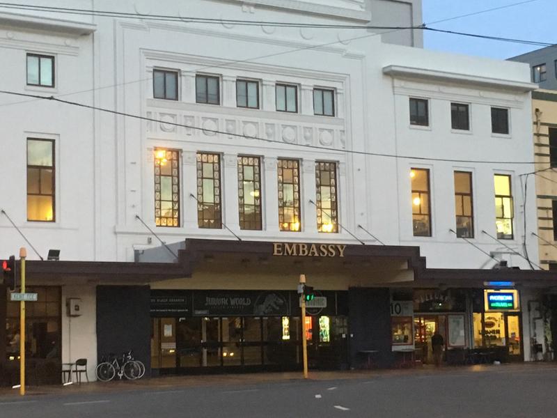 New Zealand - Embassy Theatre