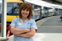 Marie Curie nurse, Jackie Smith was the face of a campaign to fund a local nurse