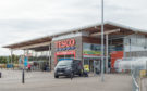 Buckie's Tesco supermarket where an elderly couple tried to buy a number of Google Play vouchers. Picture by Jason Hedges.