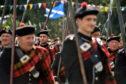 Lonach Gathering, Strathdon. Picture by Scott Baxter.