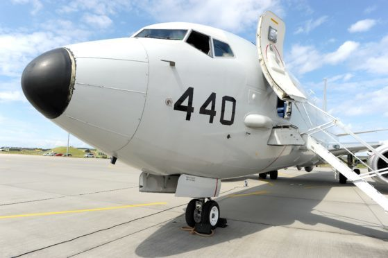 Nine RAF Poseidon P-8 aircraft will be based at Lossiemouth from 2020.