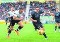 George Oakley netted Inverness' winner against Falkirk.