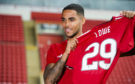 Max Lowe was sold on a move to Aberdeen by Jody Morris, who worked with Derek McInnes at St Johnstone and Bristol City.