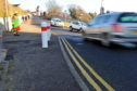 Safety concerns have been raised about the School Brae junction.