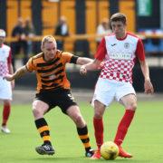 Ross County confirm signing of St Mirren striker Ross Stewart