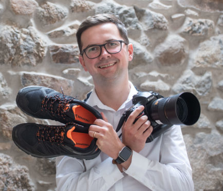 Photographer to trek the Great Wall for a charity close to