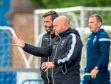 Ross County co-managers Stuart Kettlewell (left) and Steven Ferguson.