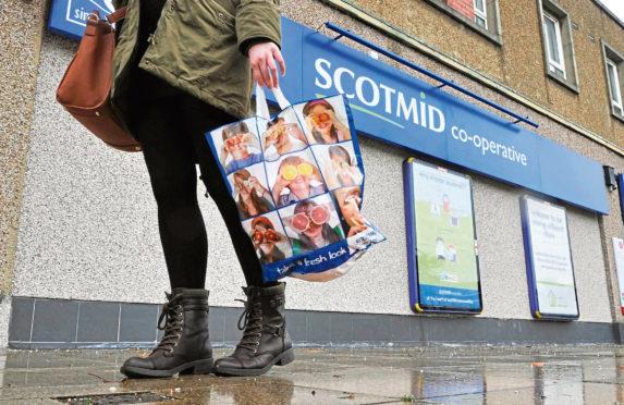 Scotmid Moredun store