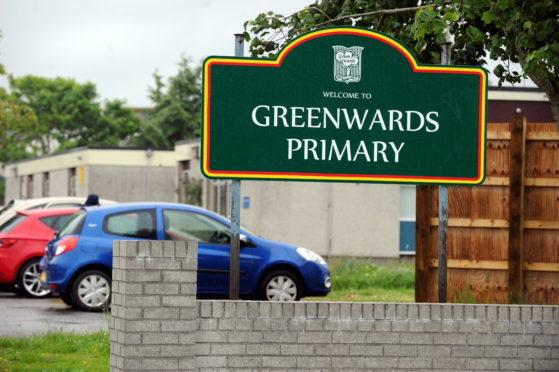 Greenwards Primary School, Elgin.