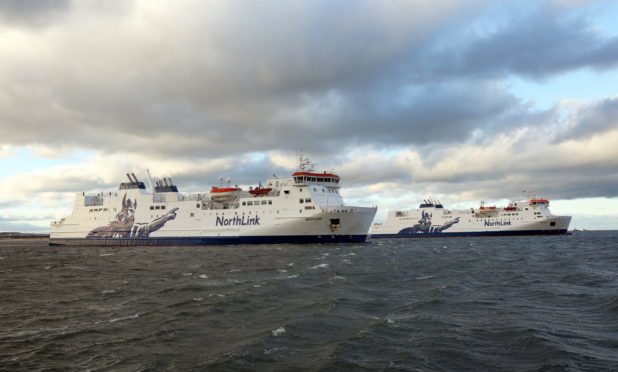 More than £2 million worth of fish was left in Lerwick because there wasn't enough space on the NorthLink ferries.
