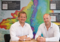 Azinor Catalyst - Nick Terrell, managing director and Henry Morris, technical director.
