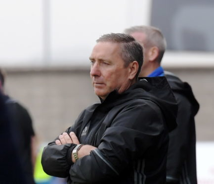Peterhead manager Jim McInally started his managerial career in Ireland with Sligo Rovers.