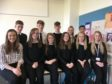 The S6 event management students at Elgin High School are running the event.