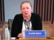 Elaine Mead, Chief Executive, NHS Highland.