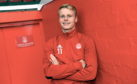 Gary Mackay-Steven is relaxed about his future at Aberdeen.