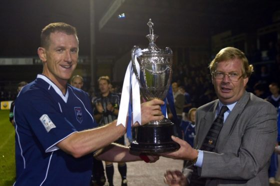 Former Ross County captain Brian Irvine believes Steven Ferguson was destined for a career in management.