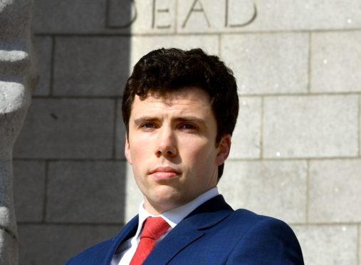 Councillor Ryan Houghton.
