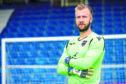 Former Ross County goalkeeper Scott Fox.
