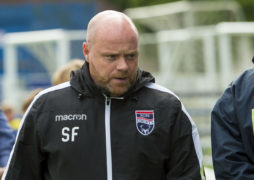 Ross County not treating Irn-Bru Cup lightly, says co-manager Stevie Ferguson