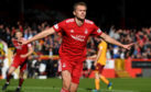 James Wilson is set to join the Dons
