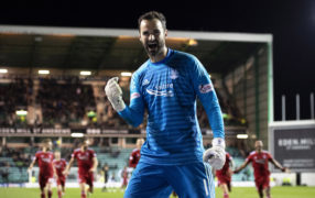 Scott McKenna tips Joe Lewis to take on Aberdeen captaincy