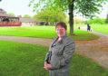 Highland Councillor Margaret Davidson.