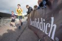 Dramathon 2018 Marathon from Glenfarclas distillery on the flanks on Ben Rinnes, Ballindalloch , Tamdhu, Knockando, Dalmunach, Aberlour, Balvenie and finish at Glenfiddich    Picture by Abermedia / Michal Wachucik