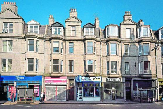 Health Food Shop Holburn Street Aberdeen
