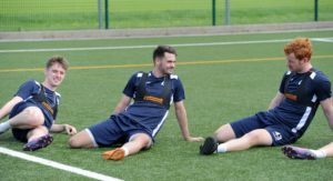 Dykes biding time for Staggies chance