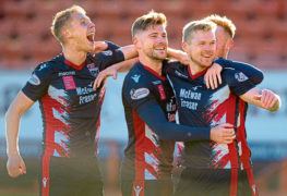 Manager pays price as Ross County march on