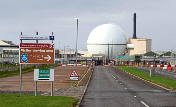 "The DFR, one of the ""highest hazards"" in the UK civil nuclear industry, is being dismantled."