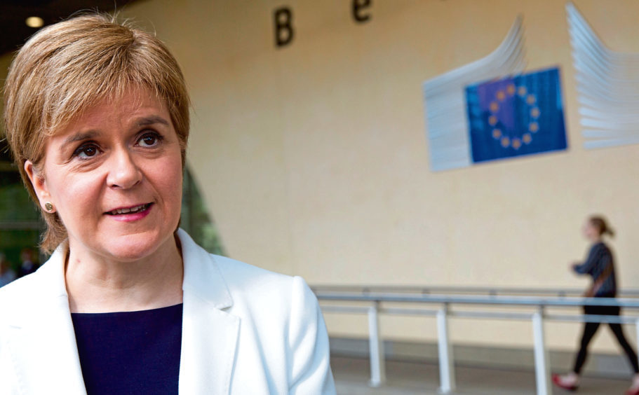 SNP in fantasy land over Europe as it tries to square economics with independence