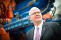 Friday 13th February, 2015, Aberdeen, Scotland Subsea UK, Pictured: Neil Gordon Chief Executive, Subsea UK  (Photo: Ross Johnston/Newsline Media)